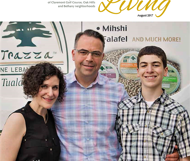 Bethany Living August 2017: Meet the Karam Family