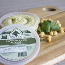 Cilantro & Lime Hummus