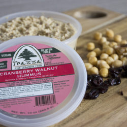 Hummus - Cranberry Walnut