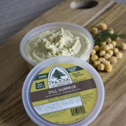 Dill Hummus