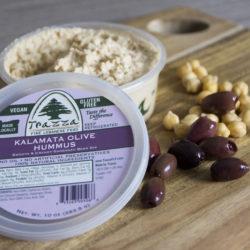 Hummus - Kalamata Olive Open