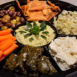 Mezza Platter One